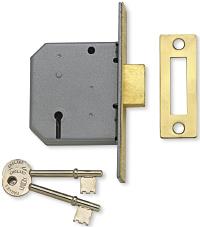 3 lever mortice dead lock