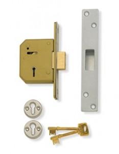 5 lever mortice dead lock