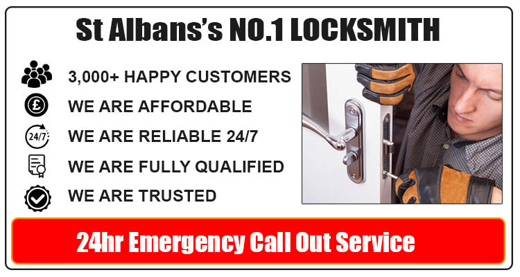 Locksmith St Albans