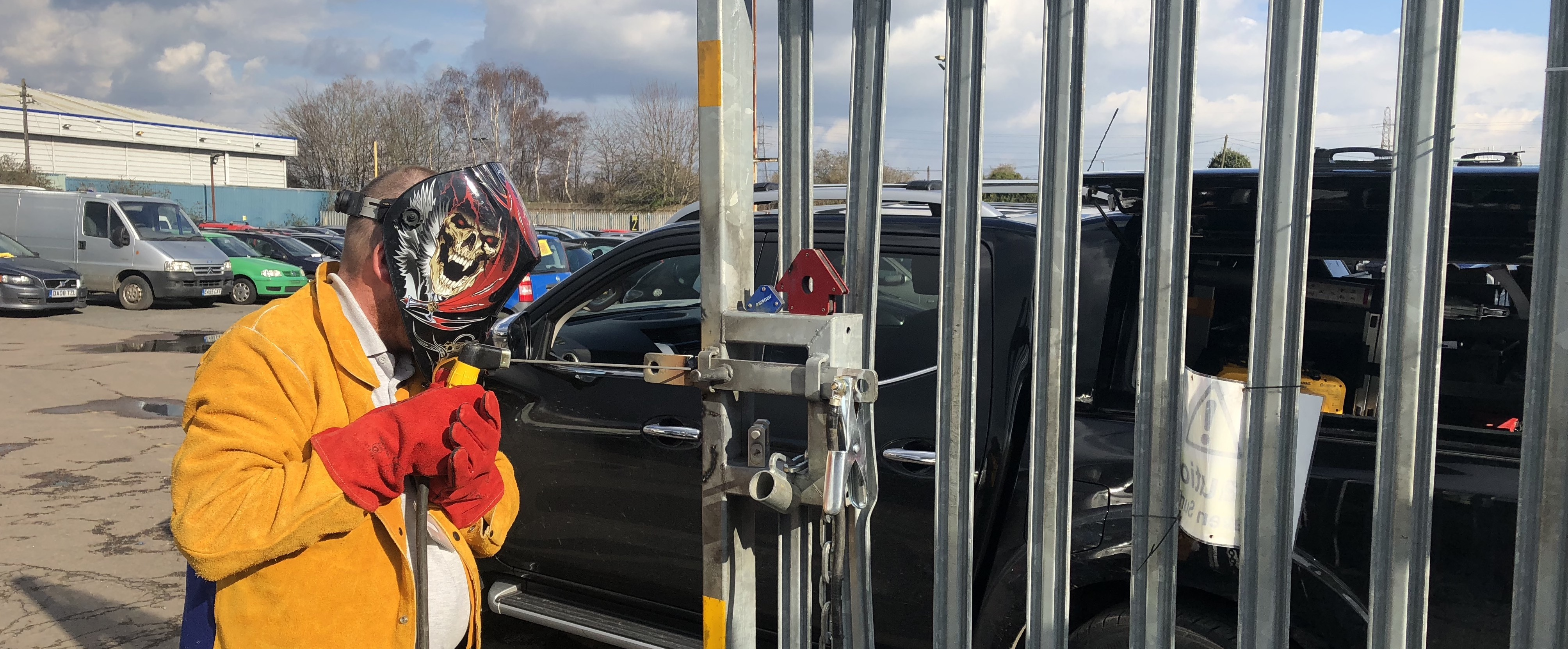 Welding Gate Repair London N18