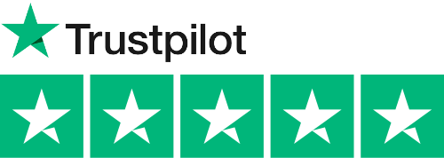 Image result for 5 star trustpilot png