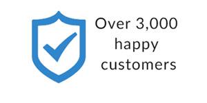3000 Locksmith Customers
